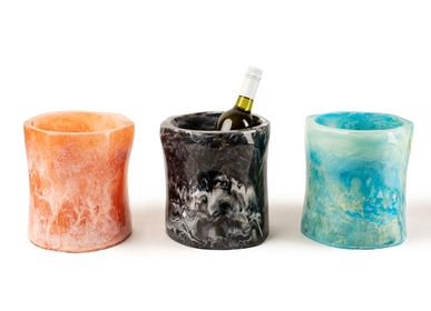 Carafes - Resin Ice Bucket - LILY JULIET