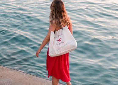 Bags and totes - Tote Bag City - LES TOILES DU LARGE