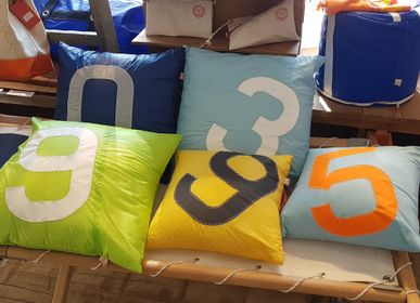 Cushions - Indoor or outdoor cushion - LES TOILES DU LARGE