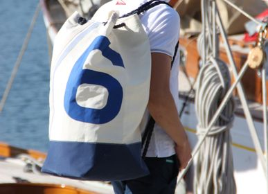 Bags and totes - Balluchon Sailor Bag - LES TOILES DU LARGE