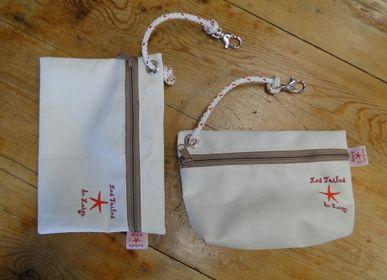 Sacs de sport - personnalisation des sacs et pochette en voile de bateau - LES TOILES DU LARGE