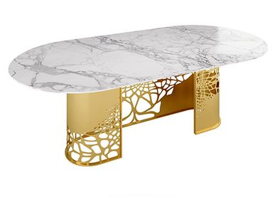 Dining Tables - LAVISH Dining Table  - MEMOIR ESSENCE