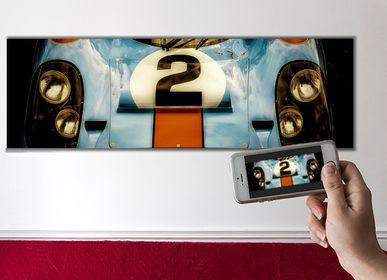 Art photos - Panoramic photo hood Porsche 917 - SAILS & RODS