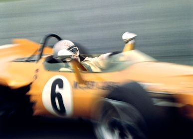Photos d'art - Photo F1 McLaren 1969 - SAILS & RODS