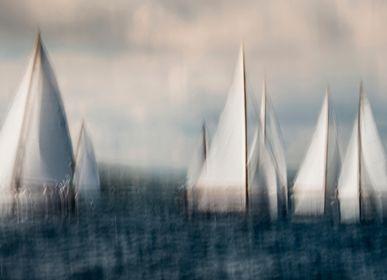 Art photos - Photo classic yachts - SAILS & RODS