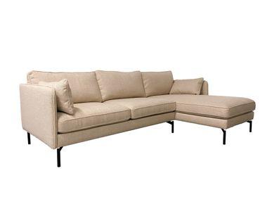 Canapés - Sofa PPno.2 Chaisse Longue - POLS POTTEN