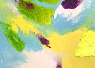 Paintings - Painting Bring Me Sunshine Series - JONAQUESTART