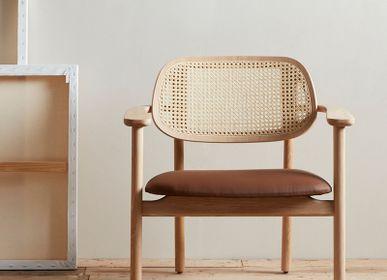 Chaises longues - Titus lounge chair - VINCENT SHEPPARD