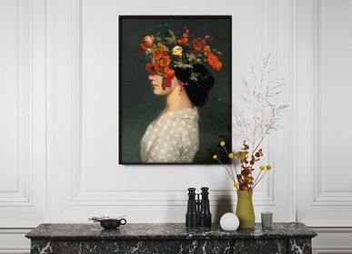 Decorative objects - Portrait Collector L - Garance - IBRIDE
