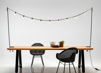 Tables Salle à Manger - Light My Table - VINCENT SHEPPARD