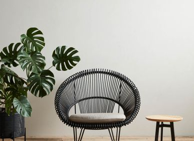 Lounge chairs - Cruz cocoon - VINCENT SHEPPARD