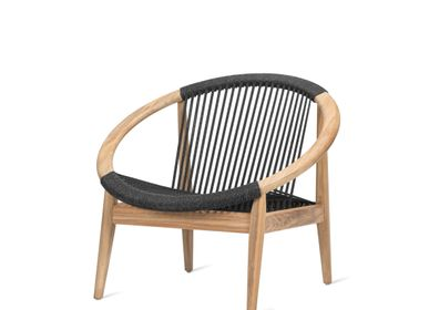 Fauteuils de jardin - Frida lounge chair - VINCENT SHEPPARD