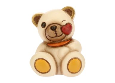 Gifts - Mini Teddy Emoticon kiss - THUN