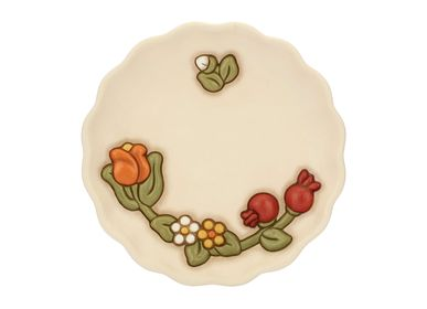 Kitchens furniture - Medium country ceramic centerpiece - THUN
