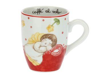 Mugs - Sweet Christmas mug with angel - THUN