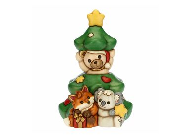 Other Christmas decorations - Christmas tree with Christmas friends - THUN