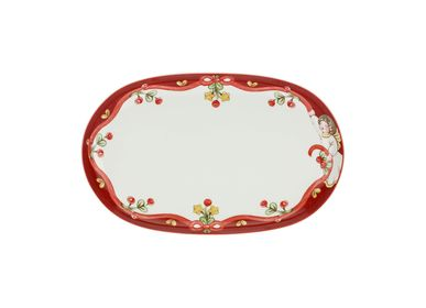 Formal plates - Sweet Christmas serving dish - THUN