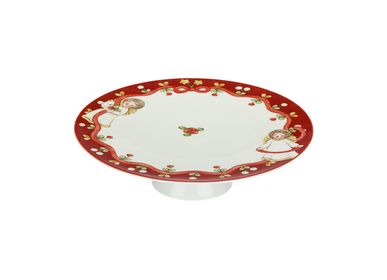Formal plates - Sweet Christmas cake stand - THUN