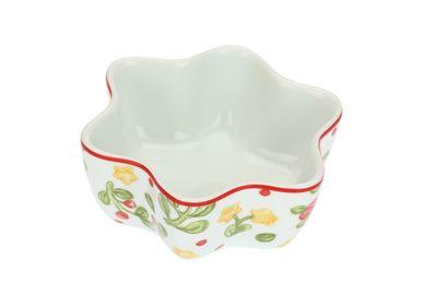 Bowls - Small Sweet Christmas star shaped bowl - THUN