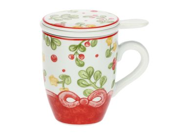 Coffee and tea - Sweet Christmas herbal tea mug - THUN
