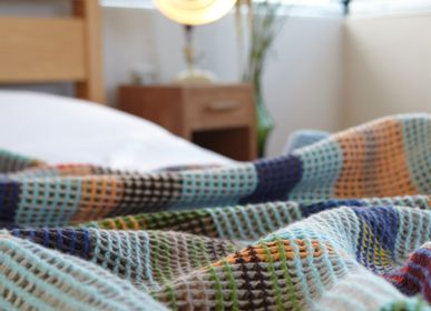 Decorative objects - Wilding Honeycomb Throw - WALLACE SEWELL