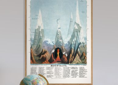 Poster - Poster. Mountains. - THE DYBDAHL CO.