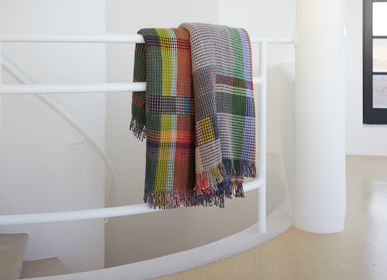 Decorative objects - Honeycomb Throw Octavia - WALLACE SEWELL