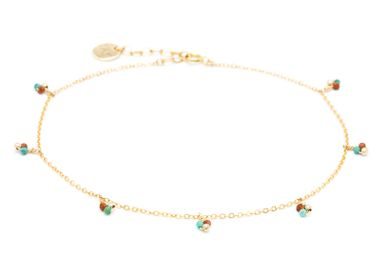 Jewelry - Ankle Chain Bells - YAY PARIS