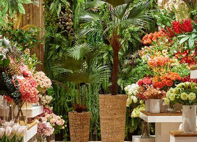 Floral decoration - Palmiers - LOU DE CASTELLANE - plantes et fleurs artificielles - LOU DE CASTELLANE