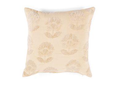 Cushions - Dalia cotton cushion 45x45 cm AX21088 - ANDREA HOUSE
