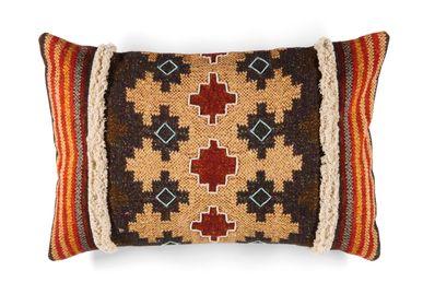 Cushions - Copal cotton cushion 40x60 cm AX21127 - ANDREA HOUSE