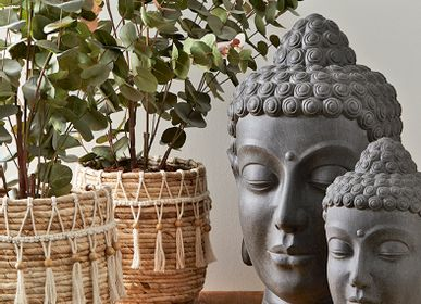 Floral decoration - eucalyptus bouddha - LOU DE CASTELLANE - plantes et fleurs artificielles - LOU DE CASTELLANE