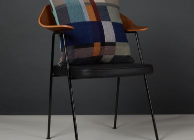 Fabric cushions - Block Cushion Erno - WALLACE SEWELL