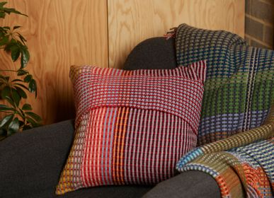 Fabric cushions - Basket Cushion Rathbone - WALLACE SEWELL