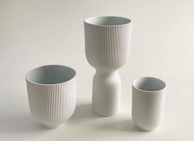 Vases - vases and light CLARA - HOLARIA & KERAMPORZELLAN