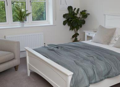 Objets de décoration - Una Bedspread Cielo - WALLACE SEWELL