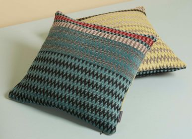 Fabric cushions - Ettore Cushion Honey - WALLACE SEWELL