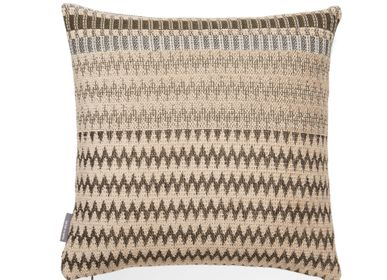 Fabric cushions - Ettore Cushion Oatmeal - WALLACE SEWELL