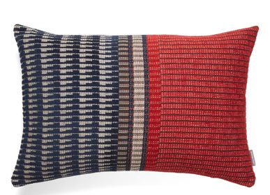 Fabric cushions - Ettore Rectangle Cushion Oxford - WALLACE SEWELL