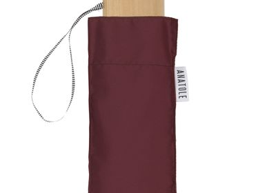 Gifts - Micro-umbrella - Burgundy - GERMAIN - ANATOLE