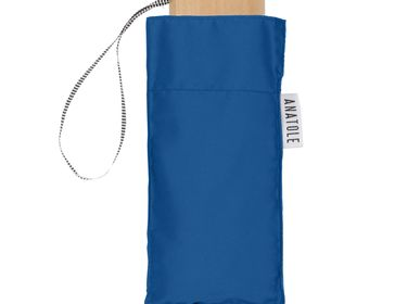 Prêt-à-porter - Micro-parapluie solide - Bleu Roi - MARGUERITE - ANATOLE