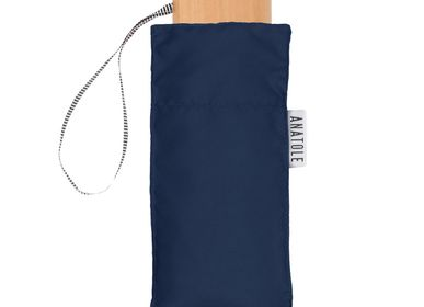 Apparel - Micro-umbrella - resistant & lightweight - Navy Blue - Colette - ANATOLE