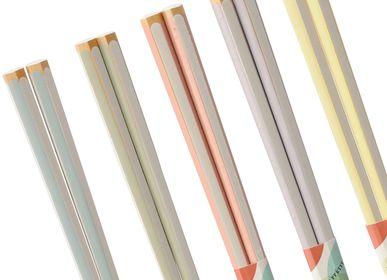 Cadeaux - Palette - baguettes design moderne - HASHIFUKU