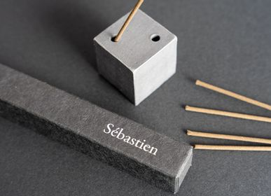 Home fragrances - Sébastien -incense sticks- - AWAJI ENCENS