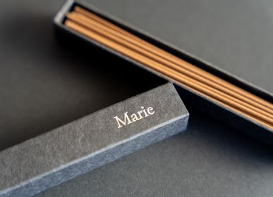 Home fragrances - Marie -incense sticks- - AWAJI ENCENS