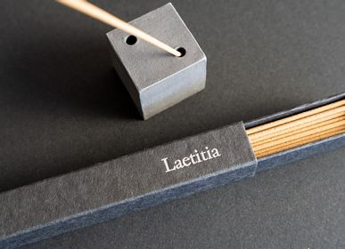 Home fragrances - Laetitia -incense sticks- - AWAJI ENCENS