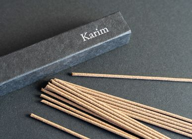 Home fragrances - Karim -incense sticks- - AWAJI ENCENS
