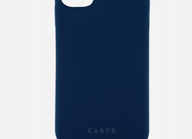 Travel accessories - Case with rope / necklace : Cobalt Blue - CASYX
