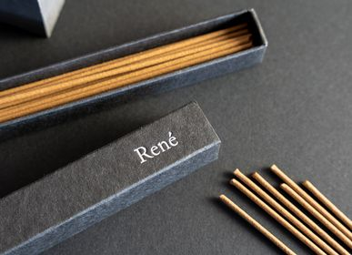 Home fragrances - René -incense sticks- - AWAJI ENCENS