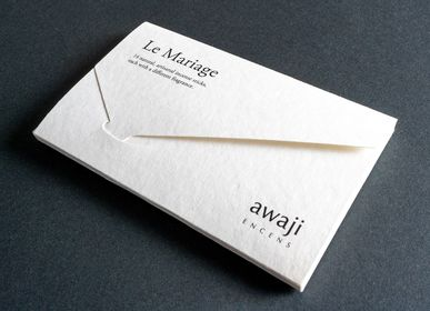 Parfums d'intérieur - Le Mariage Kit d'essai - AWAJI ENCENS